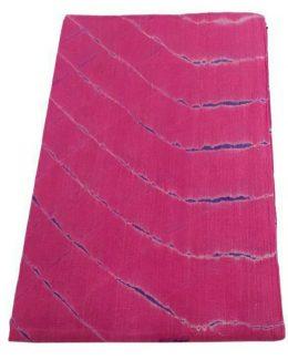 Leheriya Printed Turban in Pink,( Free Size) safa