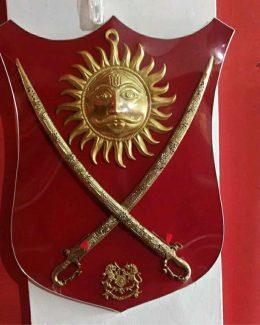 Rajoutana Handicraft Symbol Sild