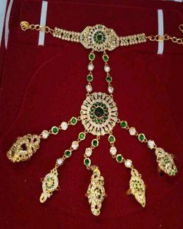 5 Rings Rajputi  Jadai Hathfull