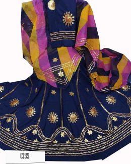 Cotton Suit Multi Colour  Odhana