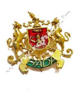 Hada Cap Brooch Logos
