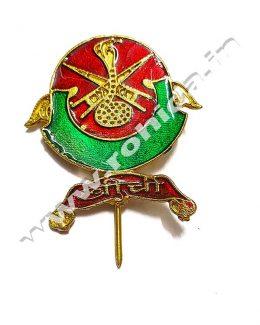 Khichi Cap Brooch ( Logos )