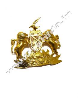Sodha Cap Brooch ( Logos )