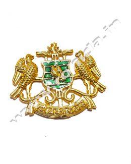 Rathore Cap Brooch Logos