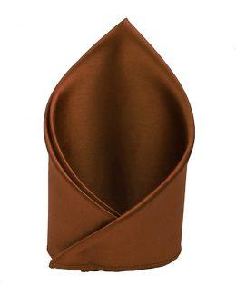 Brown Pocket Scarf