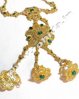3 – Rings  Hathphool Meenakaari And Kundan Work