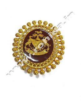 Bhati Pocket Brooch Logos