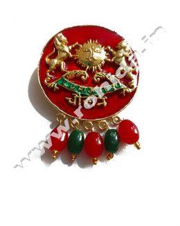 Chauhan Pocket Brooch Logos