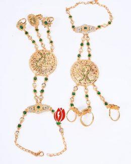 3 – Ring's Hathphool Goodlook Jadai Hand Setting