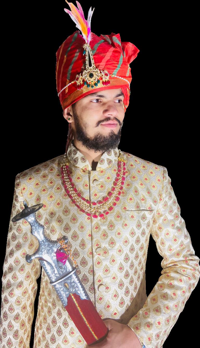 Royal Banna Rajputi dresses