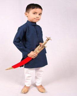 Best Colour Chhota Banna sa Kurta with  Pajama (Copy)
