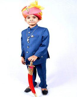 Best Colour Chhota Banna sa Jodhpuri Suit