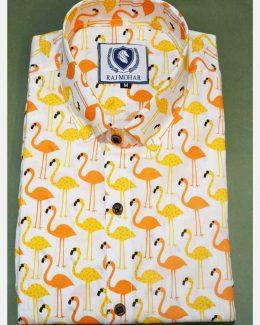 Sanganeri printed Shirt Best quality