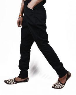 Best Royal Look Black Breeches