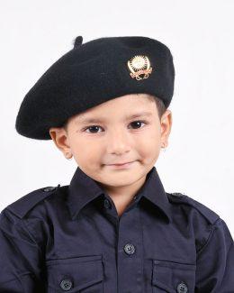 KID'S RAJPUTANA BERET CAP
